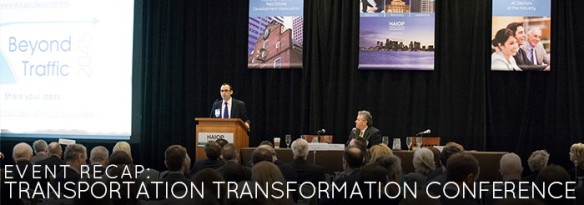 TRANSPORTATION TRANSFORMATION RECAP