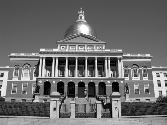 MAStateHouse_Gray